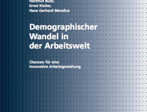 Demographischer Wandel in der Arbeitswelt